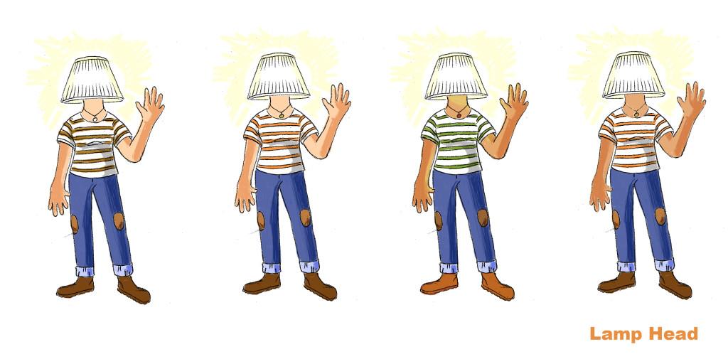 Lamp Head Variations
