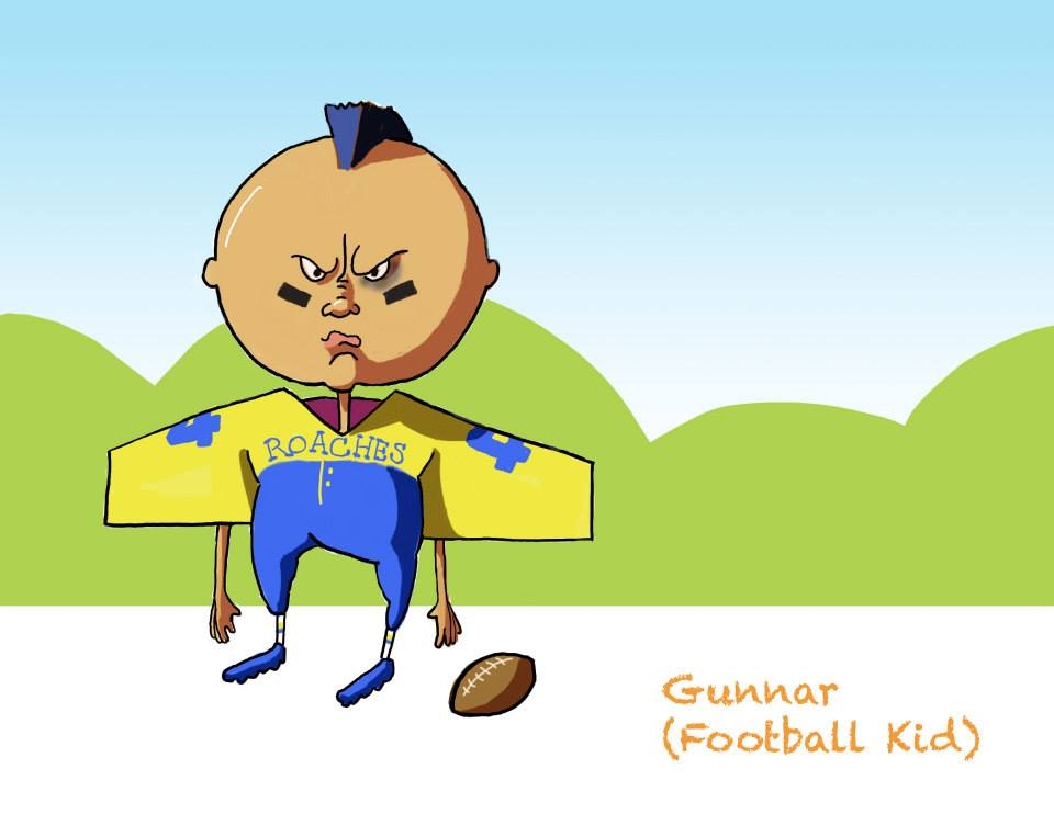 Gunnar (Football Kid)