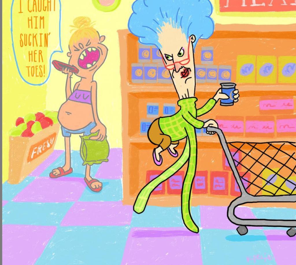 Grocery Store Gossip